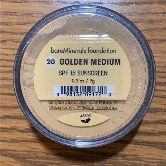 bareMinerals Golden Medium Foundation